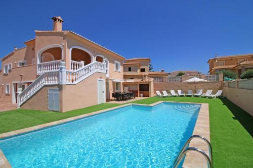 Holiday Villa Magia