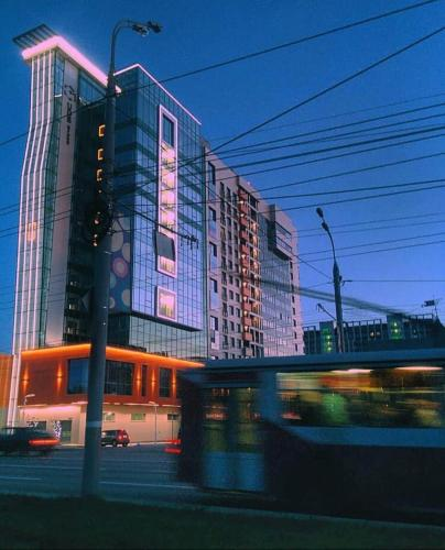 Апартаменты в ЖК Парус