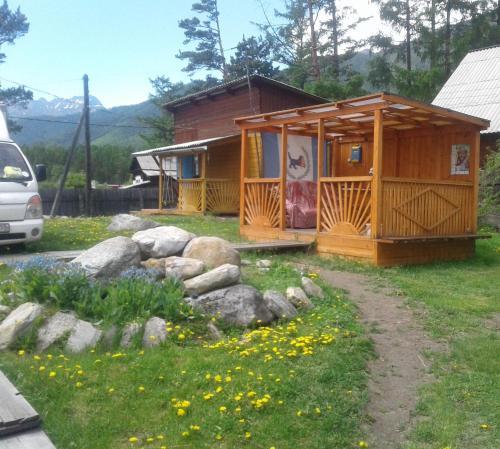 Farm stay on Gagarina 7