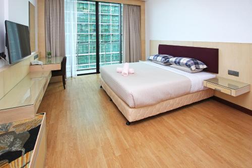 Bernard Holiday Home 3 @ Boulevard Imperial Suite Kuching
