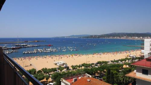 Seafront Apartment in Palamós