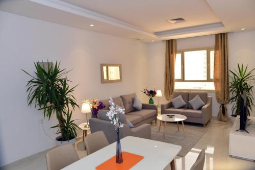 Code Furnished Apartment (Oasis 2)