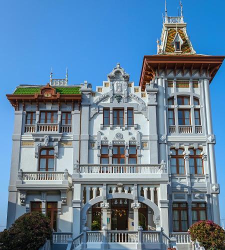 Hotel Villa Rosario. Ribadesella ...
