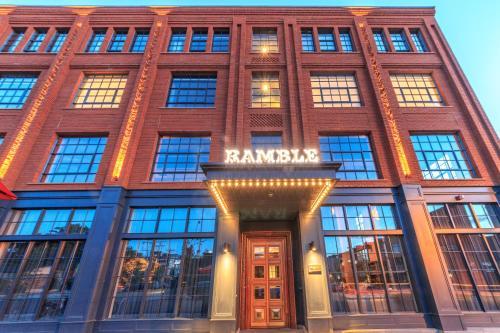 The Ramble Hotel