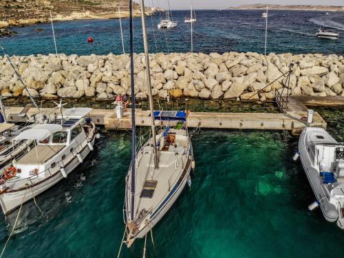 Dream holiday on the Mediterranean Sea