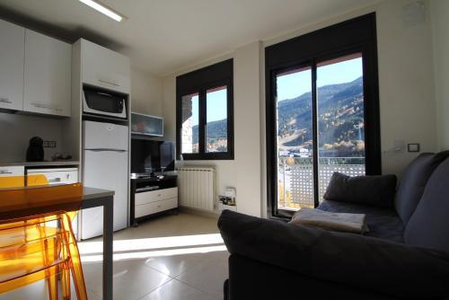 Apartamento para 4 en el Tarter, Grandvalira. Malva