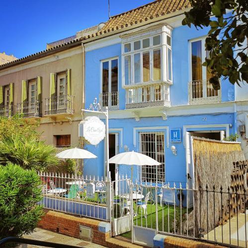 Los 10 mejores hoteles de diseño de Málaga, España | Booking.com