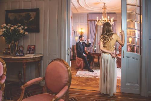 Private Luxury Villa in Zurich