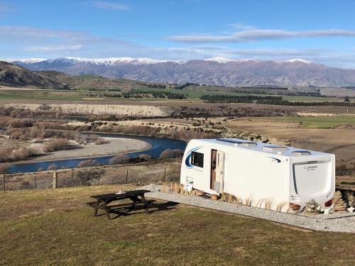 Blueriver View - Luxury Caravan