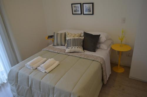 Lindo e confortável apartamento em região central