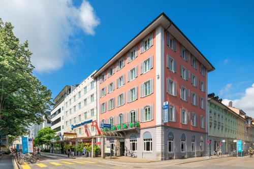 Best Western Hotel Wartmann am Bahnhof