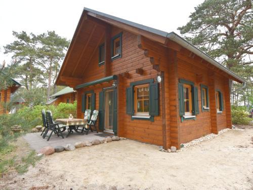 Strand- und Waldhaus Ostseeperle