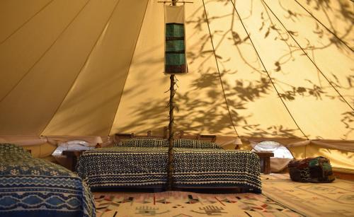 Canvas tent 2