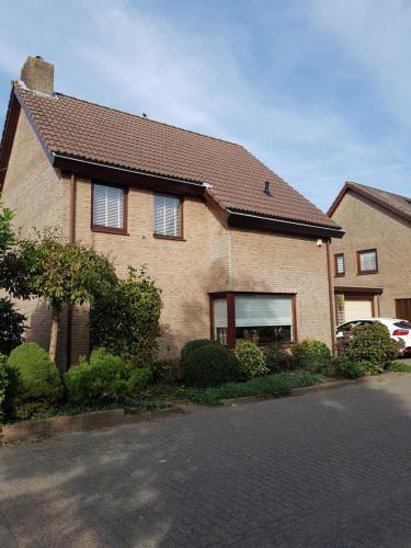 Breda huis met prachtige tuin en uitzicht