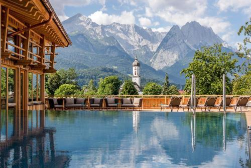 The 10 Best Spa Hotels In Garmisch Partenkirchen Germany Booking Com
