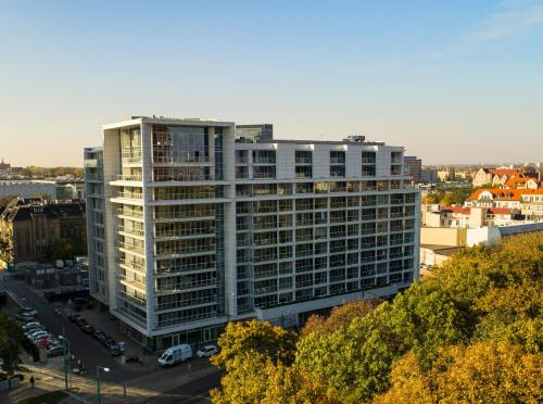 Poznań Apartments Towarowa