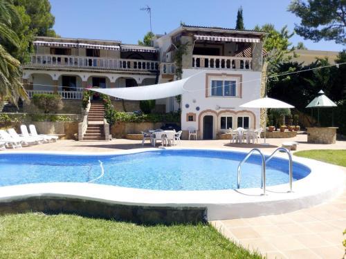 Casa Nova w/ beautiful pool and Sea View