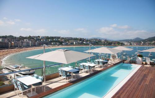 Description For A11y Lasala Plaza Hotel San Sebastian