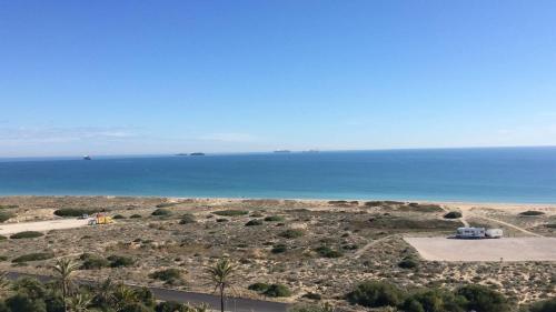Description for a11y. El Saler beach