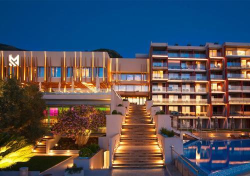 Los 10 mejores hoteles de 5 estrellas de Budvanska Rivijera ...