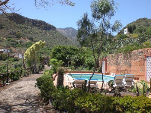 Casa Vacacional Rural Villa Barranco de los Cernícalos