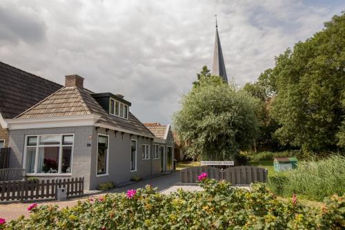 Vakantiehuisje Smoek Holwerd, aan de Waddenzee