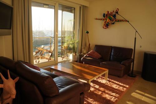 Appartement aan de yachthaven