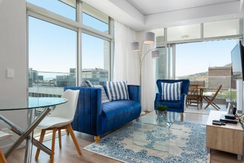 The Sentinel Luxury Apartments