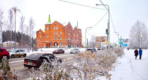 ハンティ・マンシースク(ロシア...