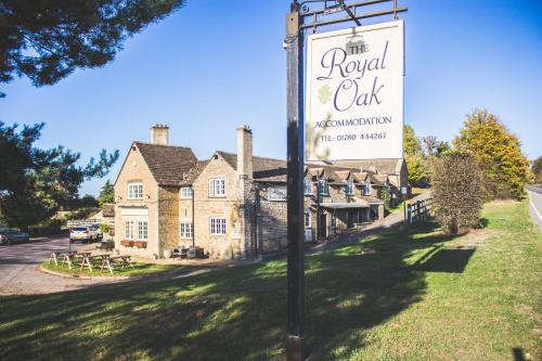 The Royal Oak. Public House
