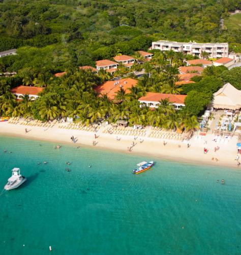 Description for a11y. Mayan Princess Beach ...