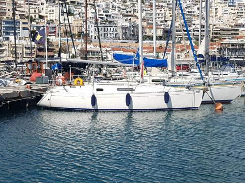 NOMOS Greece SAILING boat (DOUFUR)