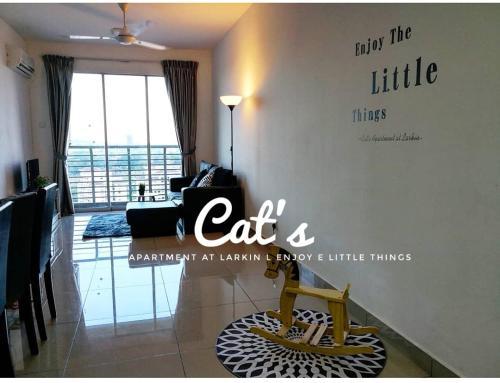 Cat's Apartment At Larkin