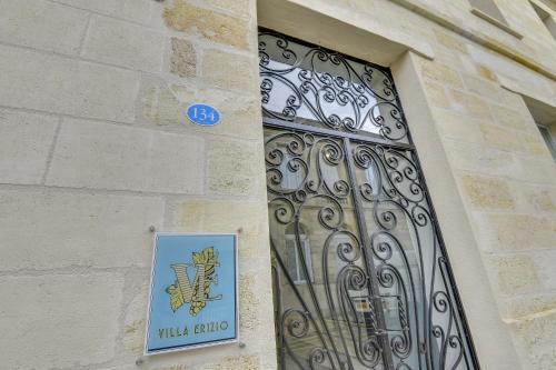 Villa Erizio, Bordeaux Centre