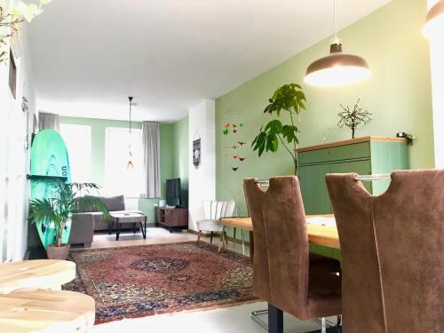 Beautiful apartment in Scheveningen