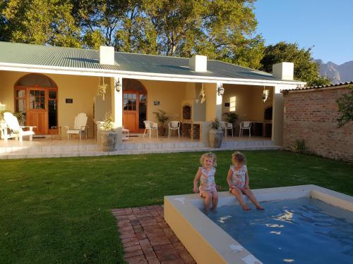 Franschhoek Farm Cottages