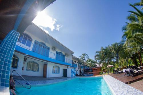 De 10 beste hotels met parkeren in Jacó, Costa Rica ...