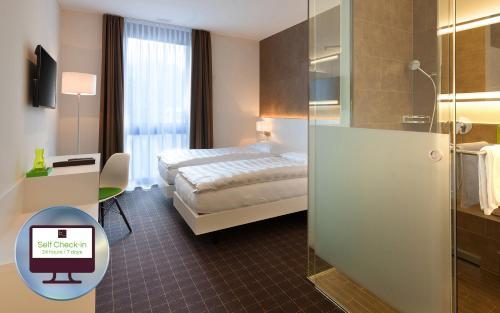 b_smart motel Sevelen