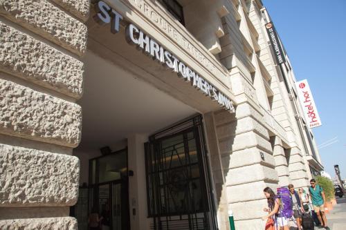 St Christopher's Inn Paris - Gare du Nord