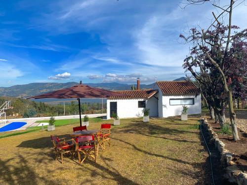 Cabaña La Santa Maria