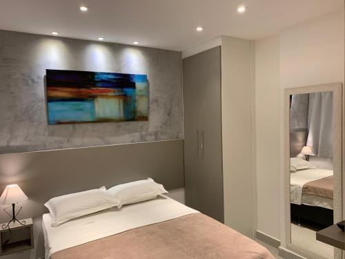 The Best Apartment in Copacabana - Quarto e Sala