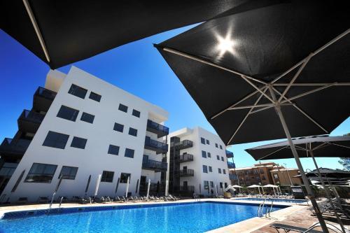 Los 10 mejores hoteles de 4 estrellas de Punta Umbría ...