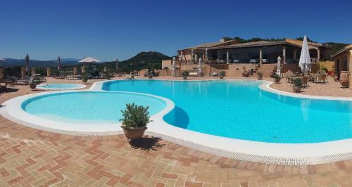 撒丁島橄欖園酒店
