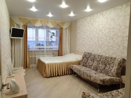 Апартаменты на Сусанина