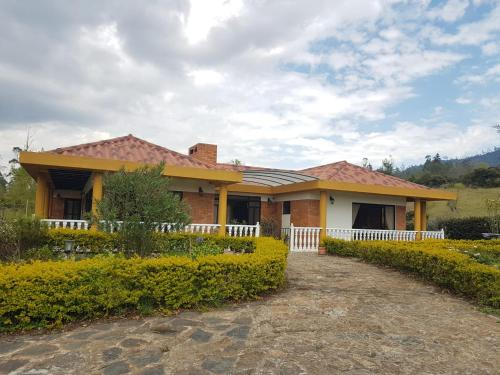 Vacation Home FINCA LA SABANA JENESANO-BOYACA, Ramiriquí ...