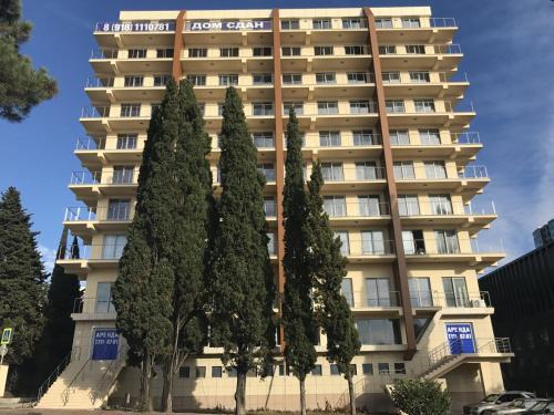 Chernomorsky Apartments and SPA