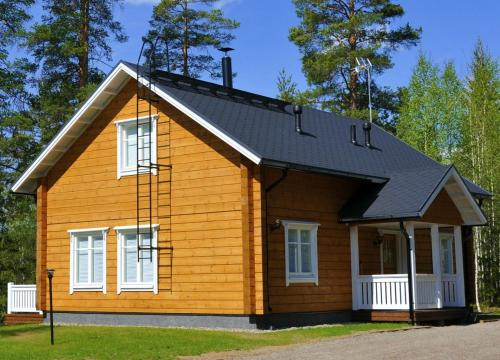 Ylijarvi cottages