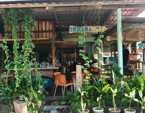 Indiana Cafe & Dorm