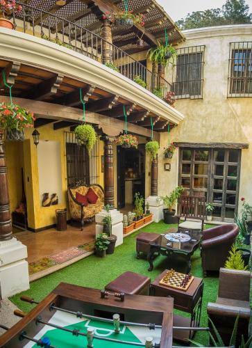 Hotel Antigua Inn