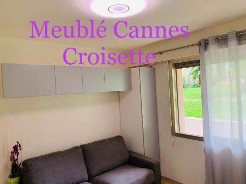 Studio très proche Croisette / Mer à CANNES
